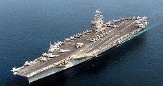 США направили к берегам Сирии атомный авианосец