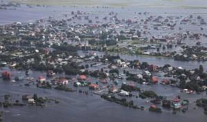 На Амуре продолжается паводок